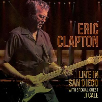 Eric Clapton - Live In San Diego (With Special Guest Jj Cale) - 3 Vinilos [Lp]
