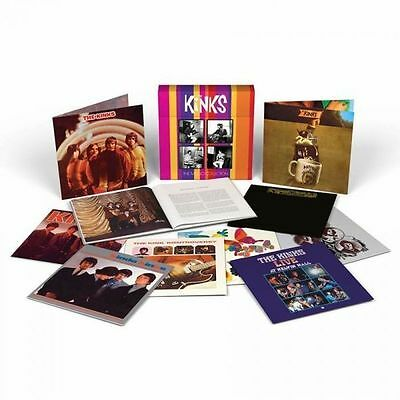 The Kinks - The Mono Collection  (Vinyl Box Set) - 10 Vinilos [Lp]