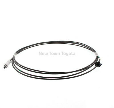 Genuine Toyota Fuel Tank Filler Flap Release Cable Hilux 2005-2015 77035-0K010