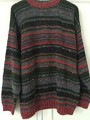 New Men's jumper, Size L/52, Made In Italy