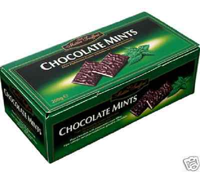 Maitre Truffout Chocolate Mints 200g - Product of German