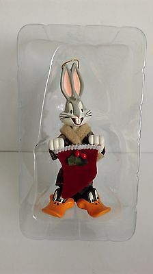 Official Looney Tunes Warner Bros Exclusive Christmas Bugs Nightshirt Ornament