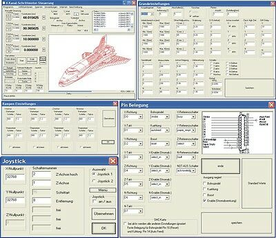 CNC Software f. Fräse   Fräsmaschine   Graviermaschine, Auktion,