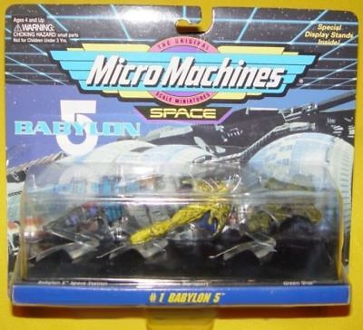 Babylon 5 - Micro Machines Set #1 (65621)