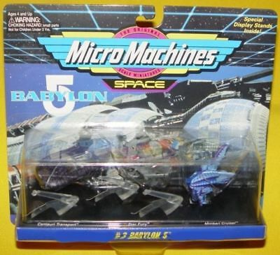 Babylon 5 - Micro Machines Set #3 (65623)