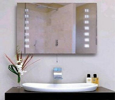 Led Illuminated Bathroom Mirror Stunning Quality