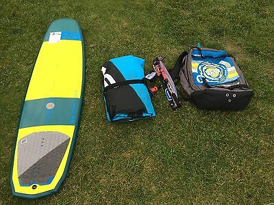 **REDUCED**  Kite Surf Wave Package Ozone Reo + North Pro Series
