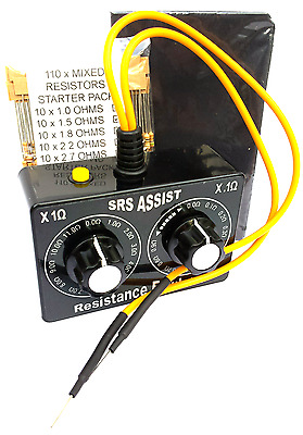 Airbag Srs Resistor Tool 0.0 - 11.9 / 12 - 21.9 Ohms Resistance Simulator Bypass