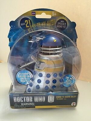 Doctor Who - Sound Fx 'the Chase' Guard Dalek Wave 2