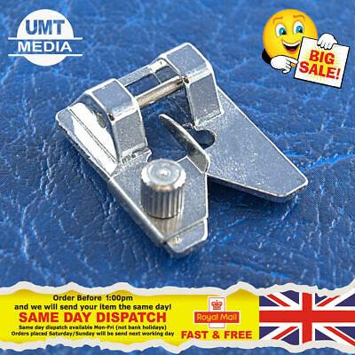 FRINGE - LOOPING Foot - For Domestic Sewing Machines Snap on Stitch Presser UK