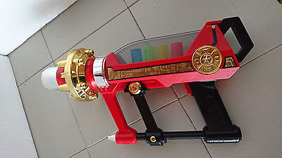 Power Rangers Zeo Cannon Light & Sound works
