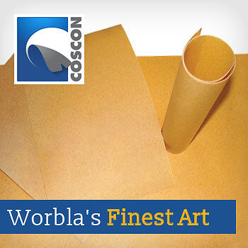 Worbla's Finest Art - 375x500 (14.75x19.75 inch) - SHIPPING FROM UK - BEST PRICE