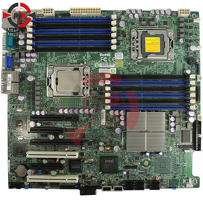 Supermicro X8DTi-LN4F  Server Board (REV 2.00) Form Factor Extended ATX