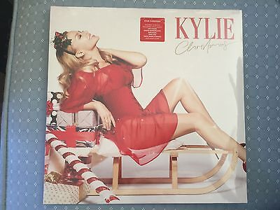 Kylie Minogue Christmas Limited White Vinyl LP Brand NEW / SEALED