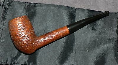 Bayle 770B' Vintage Meerschaum Lined French Tobacco Pipe & Pouch. Used. G.Cond.