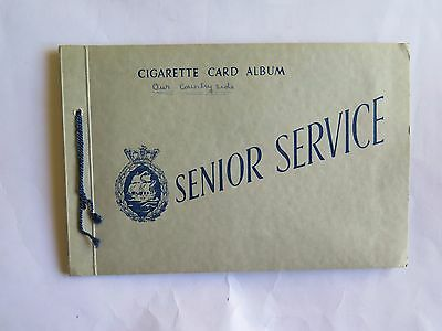 Senior Service Cigarette Card Album Our Countryside. Set of 47/48.