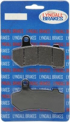 Lyndall Racing Brakes Extreme Performance Brake Pads - 7254-X 7254X 1720-0460