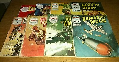 8 Battle Picture Library, 1960S /70