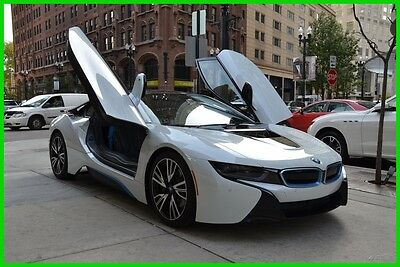 2014 BMW i8 2014 BMW I8, low miles ClEAN!! rudy@7734073227 2014 Used Turbo 1.5L I3 12V Automatic AWD Coupe Premium