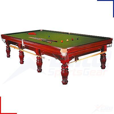 Rayleigh 12ft Professional Hardwood Full Size Slate Bed Snooker Table
