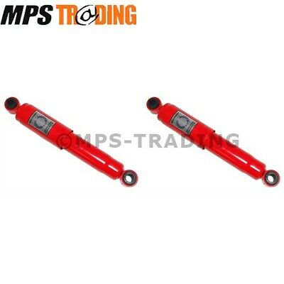 Land Rover Series 2 & 3 Front Shock Absorbers Hd Heavy Duty Pair - 2 X Rtc4484