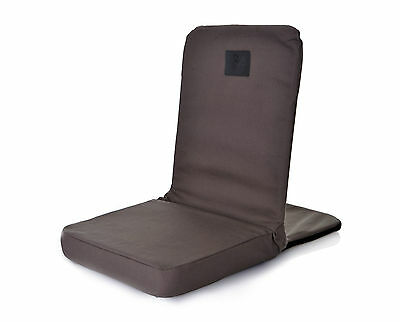 Omlove Folding & Reclining Yoga Meditation Floor Chair Seat back Support