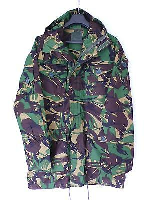 1990s British Special Forces SAS DPM Camouflage Windproof Smock 190/112 XL NOS