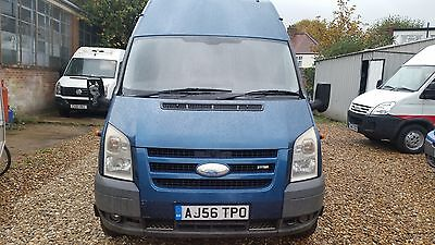 2008 Ford Transit 2.4 Tdci - Front End Complete