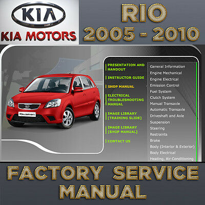 kia rio 2005 2006 2007 2008 2009 2010 2011 service repair manual rh picclick com 2007 Kia Rio 2005 kia rio owners manual