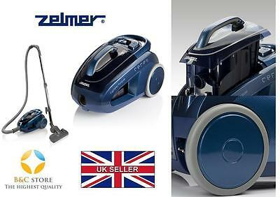 ~! NEW Zelmer Ceres ZVC355SP modern VACUUM CLEANER bagless ~! large wood