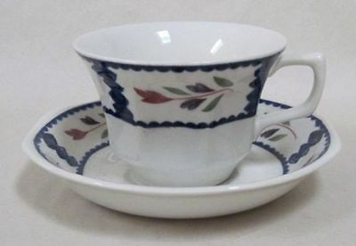 Adams cup and Saucer