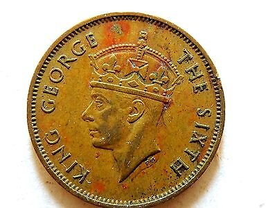 1952 Jamaica One (1) Farthing  Coin