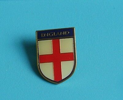 st Georges flag England stud pin badge charity