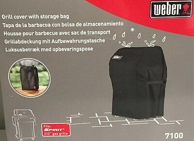 Weber Premium BBQ Cover for Spirit 200 Series - 7100 - RRP: £84.99