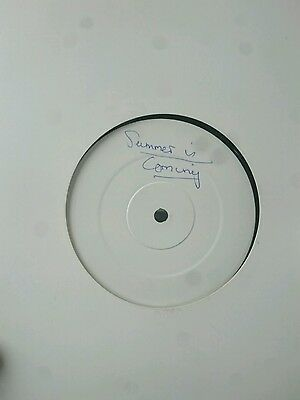 """Summer Is Coming (white label) 12"""" vinyl TRANCE"""