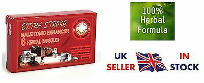 Extra Strong Male Tonic Enhancer Aid Performance Pills Natural Herbal Capsules