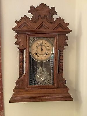 Wall / Mantle American Clock