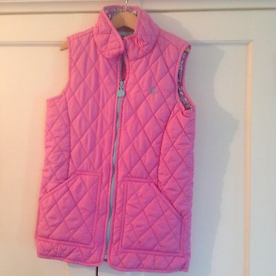 Little Joules Girls Gilet Age 9-10 Years