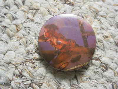 vintage pop music 1980s CYNDI LAUPER button