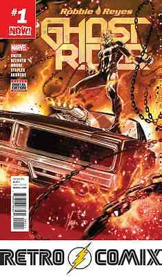 Marvel Now! Ghost Rider #1 First Print New/unread Bagged & Boarded