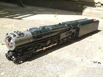 Sunset Models Class S 2 Pennslyvannia Brass 6-4-4-6 Loco & Tender 2 Rail Elec