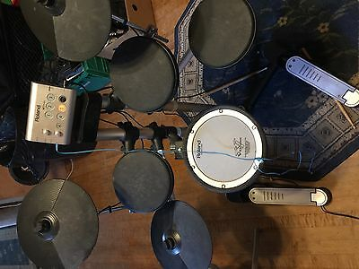 Roland HD-1 Electronic Drum FREE SHIPPING