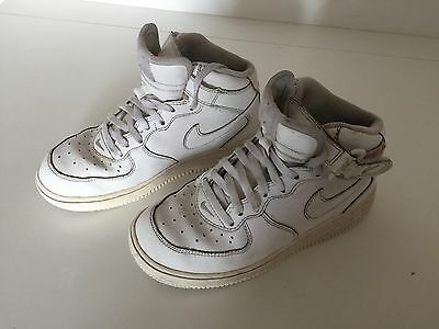 Nike Junior High Tops Size 1