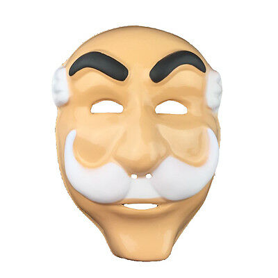 Hot Sale MR ROBOT mask  fsociety hacker  Team Hacker Evil Corp Costume Cosplay