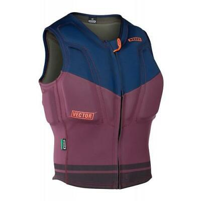 Ion Vector Vest 2017 in Black, Blue/Wine
