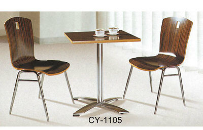 800 x 800  CAFE TABLES , RESTAURANT TABLES -  WOOD LAMINATE
