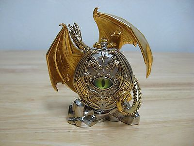 Michael Whelan - Vision of the Golden Dragon - Watch / Stand - Franklin Mint