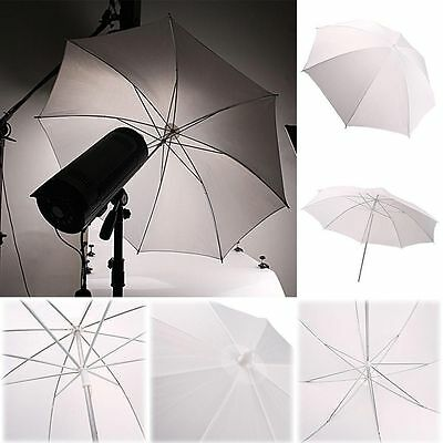 US 33 inch Photography Studio Translucent Shoot Through Umbrella MG