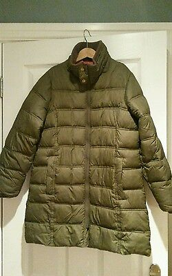 marks and spencer girls coat age 9-10