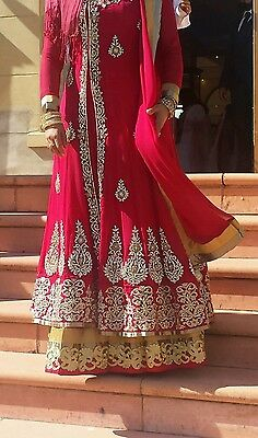 Pakistani indian wedding dress,  anarkali dress, readymade suit, gown